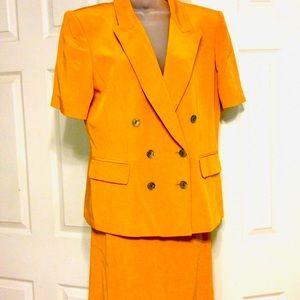 Liz Claiborne Collection Skirt Suit ~ 12